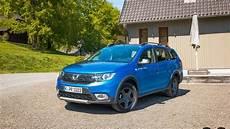 Dacia Logan Mcv Stepway Celebration 2017 By