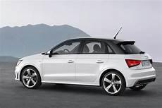 Audi A1 Technische Daten Audi A1 Sportback A1 Sportback 1 4 Tfsi 2015 2015 125 Ps