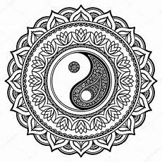 yin yang coloring pages free on clipartmag