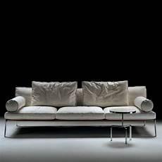 divani letto flexform flexform happy sofa style 12p0x contemporary leather