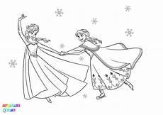 Malvorlagen Und Elsa Zum Ausdrucken Comic Malvorlagen Frozen In 2020 Ausmalbilder Elsa Ausmalbild