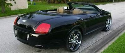 Bentley Continental Supersports Replica Body Kit For A