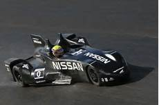 Le Mans Nissan S New Deltawing Car Daily Mail