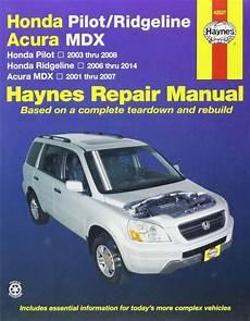 online service manuals 2010 acura mdx navigation system honda pilot ridgeli acura mdx 2001 2014 haynes owners service repair manual 1620921847