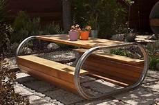 Mobilier De Jardin Design Cr 233 Er Un Jardin Contemporain