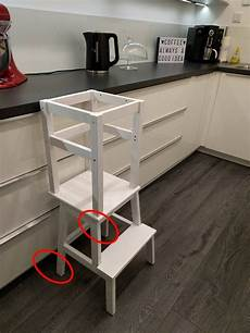 hacks küche learning tower ikea hack furniture diy learning