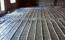 chauffage au sol chauffage par le sol et plancher chauffant