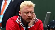 boris becker news former wimbledon chion boris becker declared bankrupt
