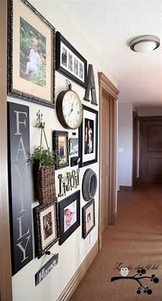 Home Decor Ideas For Walls by 40 Unique Wall Photo Display Ideas For You