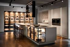 siematic kuchen the quot new handle free siematic quot arena kitchens