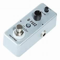 fuzz minis rowin lef 322 g fuzz mini guitar distortion pedal ebay