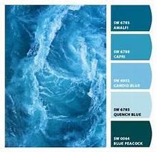 ocean blue palette design inspiration in 2019 ocean color palette blue colour palette blue