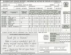 high school report card template elementary school report card template homeschooling