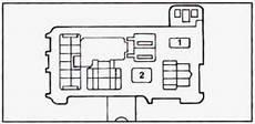 97 geo prizm fuse box diagram geo prizm 1990 1995 fuse box diagram auto genius