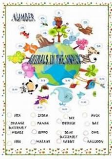 animal world worksheets 14372 teaching worksheets the animals