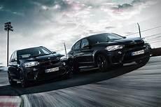 bmw x6 m edition black bmw x5 m x6 m black edition hiconsumption