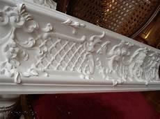 styropor bilderrahmen barock stuckgesimse stuck engel barock gesims 21 2 lfm ebay