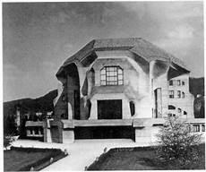 rudolf steiner and architecture