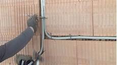 kabel verlegen elektroinstallation in der k 252 che selber machen leerrohre