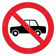 interdiction voiture signe d interdiction voitures image vectorielle 29mokara 169 51624777