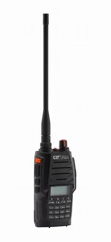 radio vhf portable p2n crt