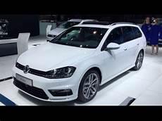 Volkswagen Golf Variant R Line