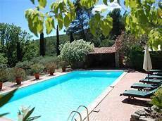location maison piscine var particulier salernes haut var maison de charme piscine 6x12