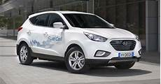 hyundai ix35 fuel cell vehicle arrives in australia to