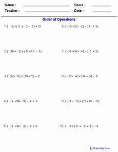 algebra operations worksheets 8533 pemdas without division math worksheets algebra worksheets order of operations