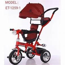 Jual Sepeda Roda Tiga Tricycles Stroller Anak 1259