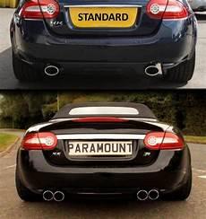 jaguar xkr tuning parts jaguar xk exhaust conversion to a xkr look