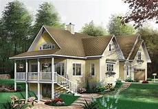garage basement house plans country guest suite in cottage design 21184dr 1st