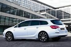 Car Reviews Irmscher Refines The New Opel Astra Sport Tourer
