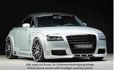 Rieger Spoilersto 223 Stange R Frame Audi Tt 8n Jms