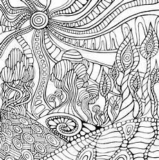 ilustraci 243 n de doodle paisaje surrealista p 225 para