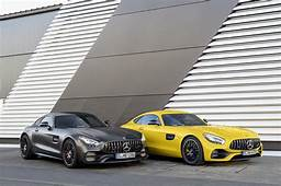 Mercedes AMG GT Family Upgrades For 2017  Market