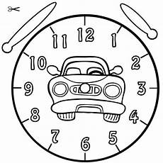 Uhr Malvorlagen Uhr Ausmalbild 02 Auto Zum Ausmalen Ausmalen Und