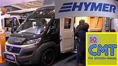 Cmt Messe Stuttgart 2018 Hymer Hymercar Reisen Im