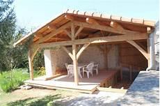 terrasse sous pr 233 au en bois par www boisetpaille