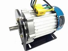3000w BLDC Motor India / 3KW For Electric Car