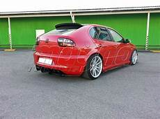 seat 1m cupra racer side skirts