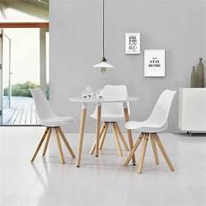 En Casa Esstisch Rund Wei 223 H 75cmx 216 80cm Holz Tisch