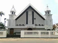 Gko Bekasi 1 Sejarah Gereja Gko Bekasi 1