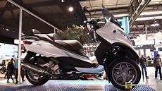 2015 piaggio mp3 500 business scooter walkaround 2014
