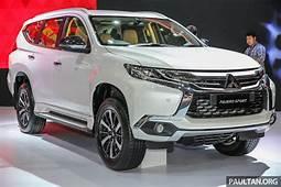 IIMS 2017 Mitsubishi Pajero Sport Now CKD Indonesia