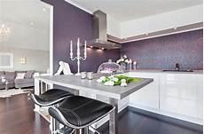 Moderne Küchen Tapeten - k 252 chen tapeten designs f 252 r jeden geschmack archzine net