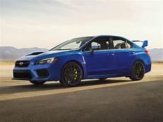 New 2018 Subaru Wrx Sti Price Photos Reviews Safety