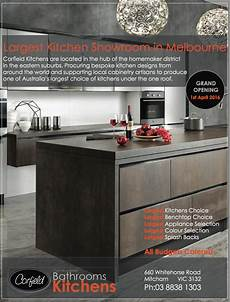 Kitchen Equipment Hire Melbourne by One Of The Largest Kitchen Showrooms In Melbourne