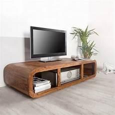 fernsehtisch holz design tv tisch fernsehtisch daipur aus sheesham massiv