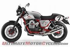 Moto Guzzi V7 Cafe Racer Limited Edition moto guzzi revives cafe racer with limited edition v7